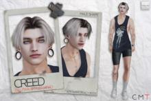 [TAKE IT - EZ] CREED SHAPE - Lelutka Skyler Head