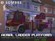 Sombre Aerial Ladder Platform