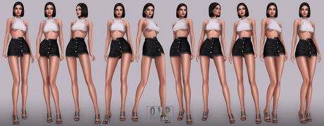 Overlow Poses - Pack 107