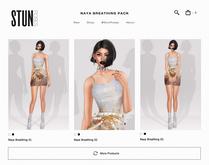STUN - Anim Pack Collection Bento 'Naya' #39