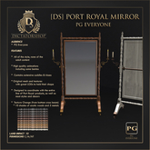 [Ds] PORT ROYAL Mirror PG