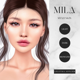 . MILA . Myah Skin [Bronze] LEL EVOLUTION