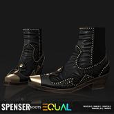 EQUAL - Spenser Boots BLACK