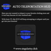Auto TP HUD by SINGUALRITY.CLICK V (1.01)