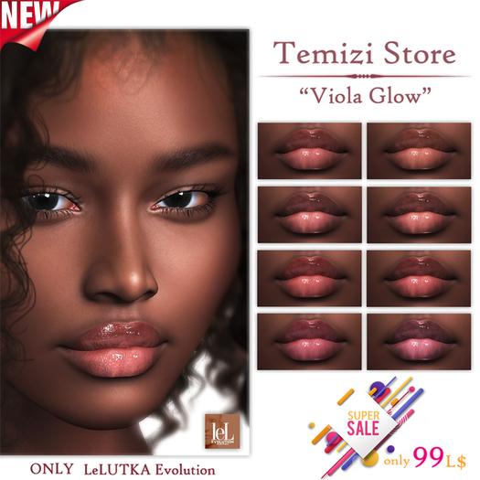 """Temizi """"Viola Glow"""""""