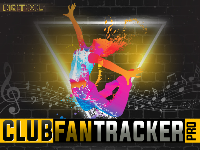 [ DigiTool ] Club Fan Tracker PRO