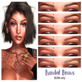 .:the-HAUS:. Kendal BOM Brows