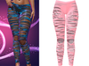 !PCP :: Nova Leggings [Light Pink]
