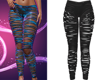 !PCP :: Nova Leggings [Black]