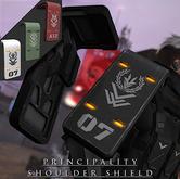 [Echelon] // Principality Shoulder Shield