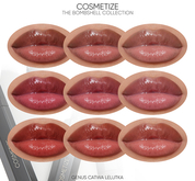 Cosmetize / The Bombshell Collection / Genus Catwa Lelutka