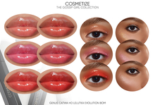 Cosmetize / The Gossip Girl Collection