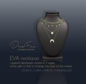 """DarkFire Eva necklaces """"Moon"""""""