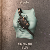 Magnoliac - Dragon Top (Blue)