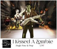 **SN~ I Kissed A Zombie