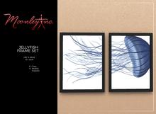 Moonley Inc. - Jellyfish Frame Set