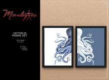 Moonley Inc. - Octopus Frame Set