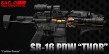 [SAC] SR-16 PDW THOR v2.10 Box(Wear Me!)