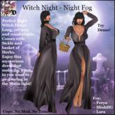 Witch Night - Night Fog (ADD ME)
