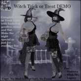 Witch Trick or Treat DEMO (ADD ME)