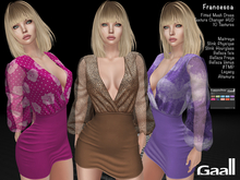 PROMO - Gaall Francesca Dress