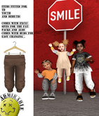 Admirable- Slim Joggers (Taupe)