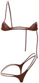 KIWY - Alma Bikini Brown