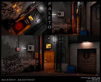 .PALETO. Backdrop:.Backstreet