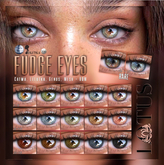 LOTUS. Fudge Eyes 11 (MESH L+R)