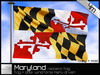 Maryland flag * US flag * Baltimore * american flag * copy/mod Really best Flags in SL ! ;)
