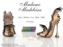 .: Miss Loire :. *Madame Madeleine* brights (add to unpack)