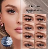 Wear me .::WoW Skins::. Giulia EyeBrows BOM GENUS