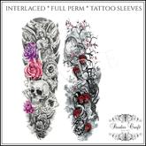 Studio Craft * 2 Sleeve Tattoos 02