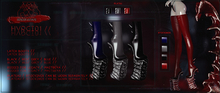 HUMAN GLITCH // HVRGI01 / BOOTS (wear)