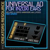 [inZoxi] - BOX - Furry Ear Animation HUD