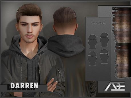 Ade - Darren Hairstyle (Browns)