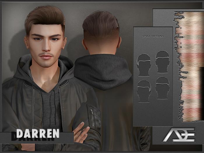 Ade - Darren Hairstyle (Blondes)