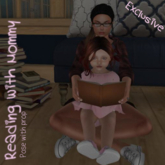 {JPS} Reading With Mommy