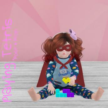 {JPS} Playing Tetris