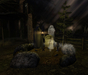 CJ Halloween Grave of a Child c+m