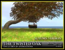 TMG - THE TWISTED OAK - AUTUMN VERSION*