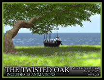 TMG - THE TWISTED OAK*