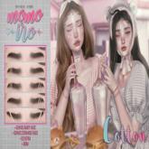 momoiro - cotton eyebrows - genus pack