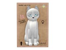 KittyCatS Box - 9 T - F - Foxie - Snow
