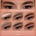 Nuve. Luna tintable eyebrows - Genus (BOM)