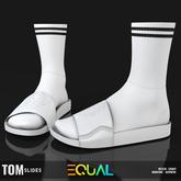 EQUAL - Tom Slides WHITE