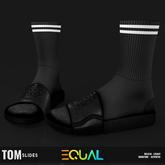 EQUAL - Tom Slides BLACK