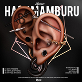 --- PUMEC - / Mesh Ears\   - Haru Mamburu