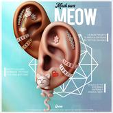 --- PUMEC - / Mesh Ears\   -  Meow