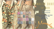 M/M Blanketed Skirt Fat Pack (add me)